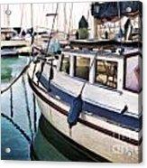 Seaview Study Acrylic Print