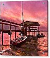 Sebring Sailing Acrylic Print