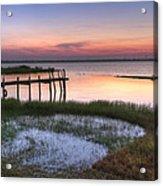 Sebring Sunrise Acrylic Print