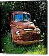 Second Vintage Dodge Truck Acrylic Print