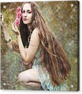 Sectret Garden - #1 Acrylic Print