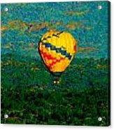 Sedona Iv Acrylic Print