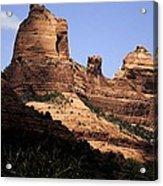 Sedona Arizona - Greeting Card Acrylic Print
