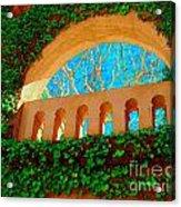 Sedona Viii Acrylic Print