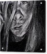 Self Portrait 2011 Acrylic Print