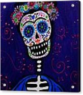 Senorita Frida Acrylic Print