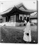 Seoul Korea - Imperial Palace - C 1904 Acrylic Print