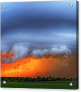 September Supercell Acrylic Print