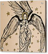 Seraphim Acrylic Print