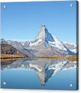 Serene Matterhorn Acrylic Print
