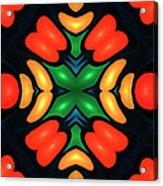 Serie A 2 Acrylic Print
