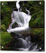 Series Of Falls Acrylic Print