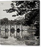 Setauket Mill Pond Acrylic Print