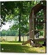 Settlers Cabin Arkansas 4 Acrylic Print