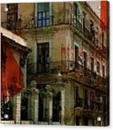 Seven Street Acrylic Print