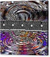 Seventeen Acrylic Print