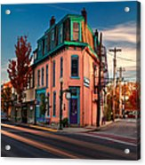 Sewickley 1  Acrylic Print