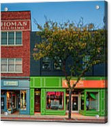 Sewickley 3 Acrylic Print