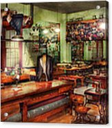 Sewing - Industrial - The Sweat Shop  Acrylic Print