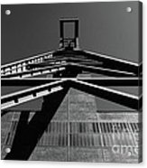 Shaft Tower Acrylic Print