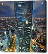Shanghai Tower Acrylic Print