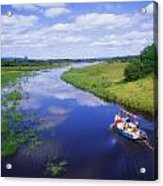 Shannon-erne Waterway Acrylic Print