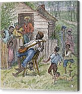Sharecroppers, 1876 Acrylic Print