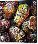 Sharia Stones Acrylic Print by Jason Olds