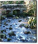 Shaugh Prior Bridge Acrylic Print