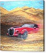 Sheikhs Dirt Racer Acrylic Print