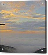 Shenandoah Sunrise - 4342 Acrylic Print