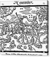 Shepherd, 1597 Acrylic Print