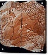 Shepherd Acrylic Print by Gloria Ssali