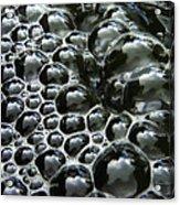 Shiney Bubbles Acrylic Print