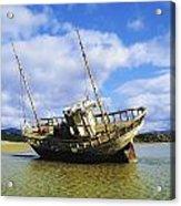Shipwrecks, Bunbeg, Co Donegal Acrylic Print