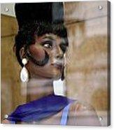 Shirley Acrylic Print