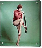 Shirley Maclaine, 1958 Acrylic Print