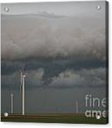 Shelf Cloud 13 Acrylic Print