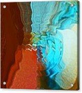 Shock Wave Acrylic Print