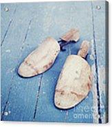 shoe trees II Acrylic Print
