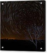 Shooting Stars Acrylic Print