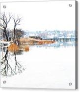 Shore Road Port Washington Acrylic Print
