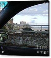 Shoreline Drive Acrylic Print