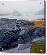 Shorelines Bluerocks Lunenburg Nova Scotia Acrylic Print