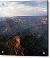 Shoshone Point Grand Canyon Arizona Acrylic Print