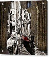 Sicily Meets Venice Acrylic Print