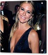 Sienna Miller At Arrivals For Part 2 - Acrylic Print