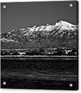 Sierra Blanca Acrylic Print