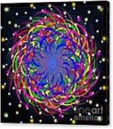 Siete Colores 2012 Acrylic Print