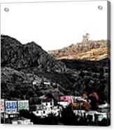 Signal Hill St Johns Acrylic Print